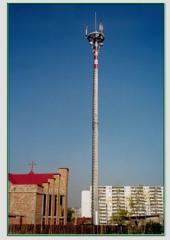 Wieża betonowa