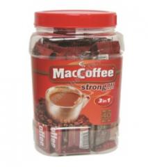MacCoffee kawa 3 w 1 Strong (40s) słoik