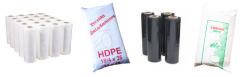 Polyvinyl chloride bags