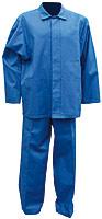 Ubrania chroniące przed zapaleniem