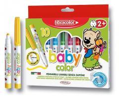 Specjalne mazaki dla najmłodszych BABYCOLOR +1 10