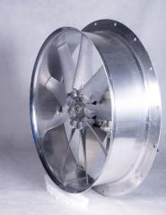 Fans for wood driers