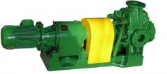 Rotating pumps