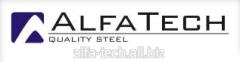 Heavy-duty sheet steel rolls (cold-rolled)