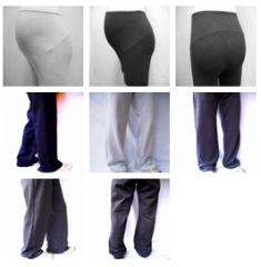 Spodnie dresowe dla kobiet w ciąży