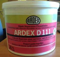 Klej do płytek, płytek basenowych, klej ARDEX D111