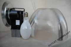 Lampa obiektowa, przemysłowa, halowa PHILIPS 400W