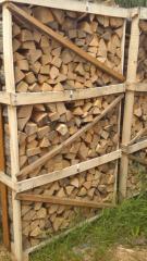 Sprzedam drewno kominkowe jesionowe lupane