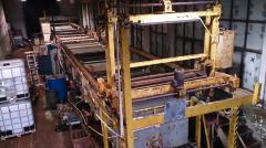 Equipment for galvanizing