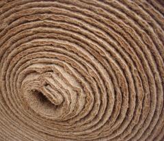 Lateksowa włóknina z włókna kokosowego