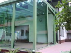 Werandy, altany, ogrody zimowe ze szkła i
