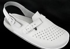 Zawodowe obuwie ortopedyczne
