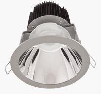 LED oprawy wewnętrzne , Okrągłe wpuszczane DL 117 FORTIMO SLM