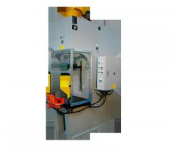Prasa hydrauliczna EUROMET PH25