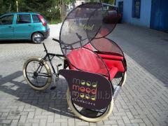 Riksza TYP K / Rickshaw TYPe K