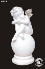 Plaster sculptures