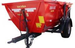 T930 universal barrow for transporting various