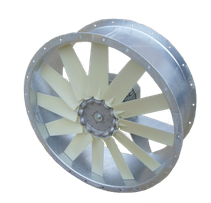 Axial fan Duct designed to work at high