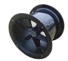 Axial in Duct fans for High temperature