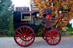 Powóz konny omnibus
