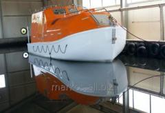 Laminate hulls for boats and yachts