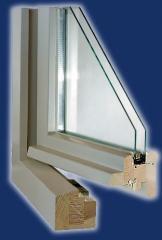 Okna drewniane system 2