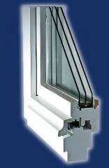 Okna drewniane system 4