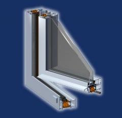Produkty aluminiowe Aluprof, systemy okienno- drzwiowe