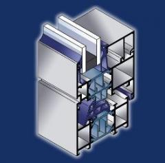 Produkty aluminiowe Kawneer, systemy okienno-drzwiowe