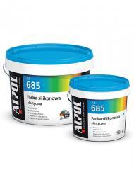 AF 685 Farba silikonowa elastyczna