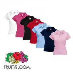 Koszulka Polo Fruit of the Loom