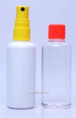 Butelki PET do kosmetyków i lekarstw