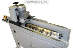 Machines for sharpening cutters