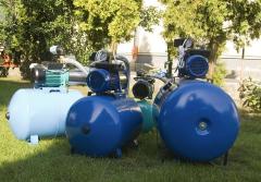 Szeroki wybór urządzeń zaopatrzenia w wodę i odprowadzania ścieków, pompy