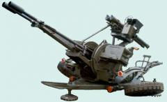 23mm Anti-Aircraft  Systems  ZU-23-2