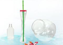 Słoiki plastikowe na słodycze z wysokiej jakości