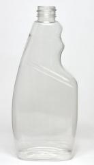 Butelki plastikowe a chemię gospodarczą.