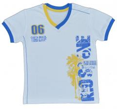 T-shirt kolekcja chłopięca WIOSNA-LATO 2015