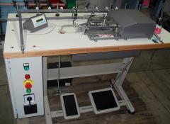 Maszyny tekstylne, pomponiarki, produkcja pomponów, eksport