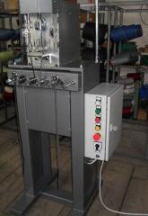 Maszyny do produkcji sznurka dzianego, produkcja sznurka, eksport