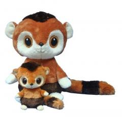 Zabawka pluszowa Lemur Rudi