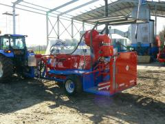 Machinery for horticulture and viticulture