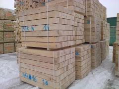 Drewno sztauerskie / Legary  z drewna bukowego