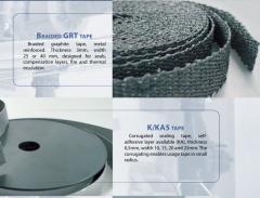 Graphite Cloth and Tape