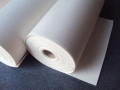 Ceramic gasket material for high temperature