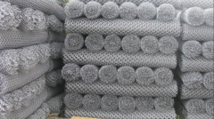Construction fence mesh