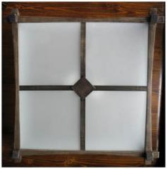Candiles de pared y techo