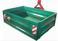 Hydraulic boxes with profile sidewalls by Metal