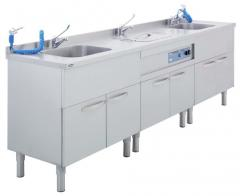 Ultrasonic cleaning unit Üzümcü PM-55