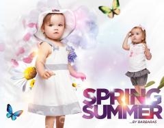 Kolekcje odzieży dla dzieci i niemowląt  ( rozmiary 50-110 cm)